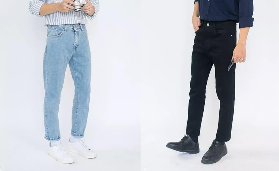 quần jean nam ssstutter