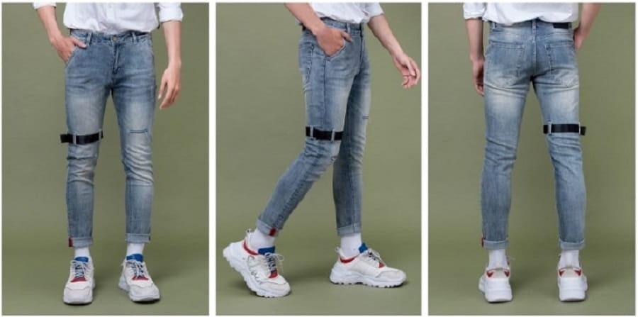 quần jean nam tại yame
