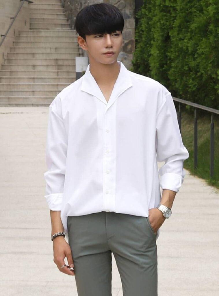 áo thun nam form rộng đẹp