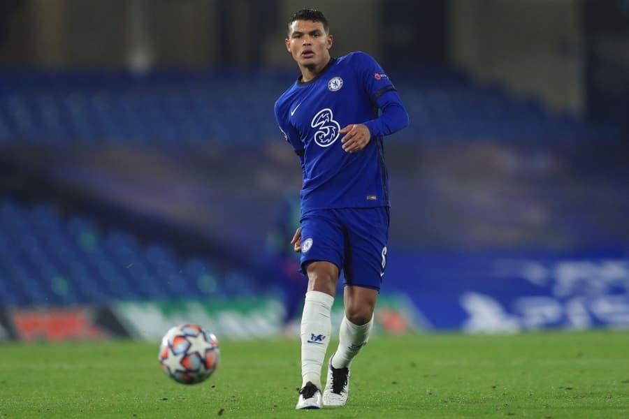 Thiago Silva - Chelsea