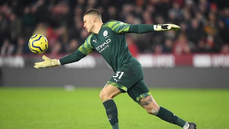 Ederson Moraes - Manchester City
