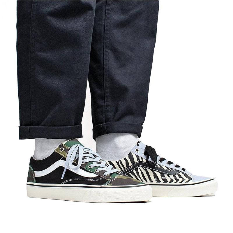 Giày Vans Style 36 Mismatch