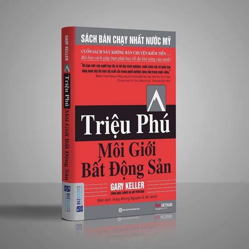 sách Triệu Phú Môi Giới Bất Động Sản - Gary Keller