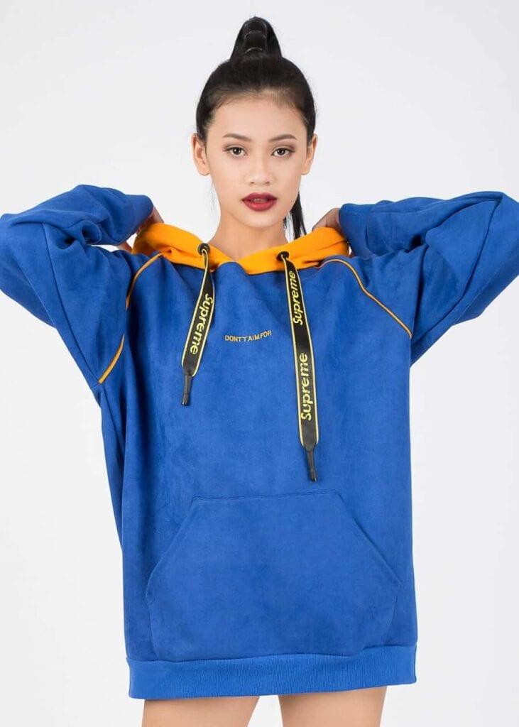 tripleR bán khá nhiều mẫu hoodie đẹp cho giới trẻ