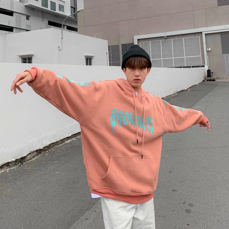 áo hoodie tại bad habits store