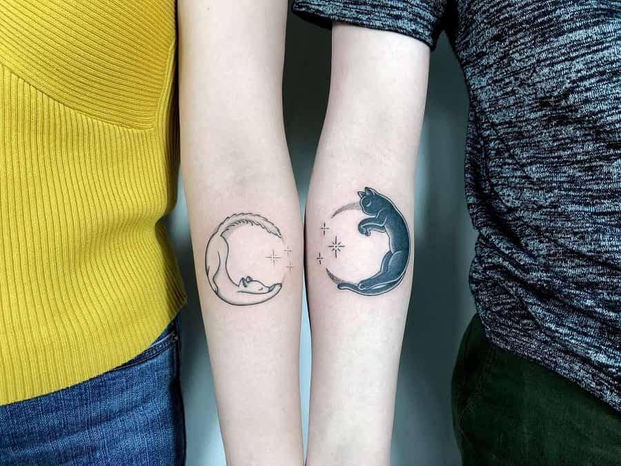 hình xăm đơn giản tại saigon tatoo club