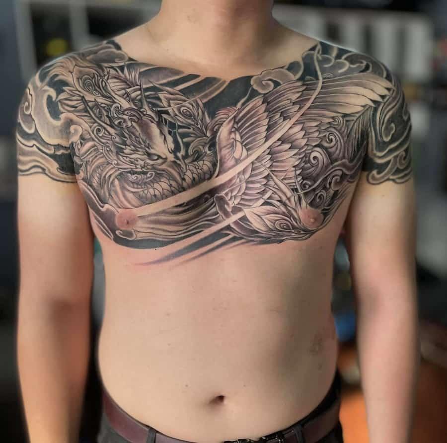 Tattoo Long Tâm - tiệm xăm Tatoo giá rẻ tại TPHCM