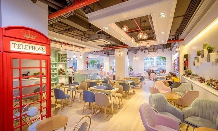 Britea – English Tea House – Nguyễn Tri Phương, Quận 10