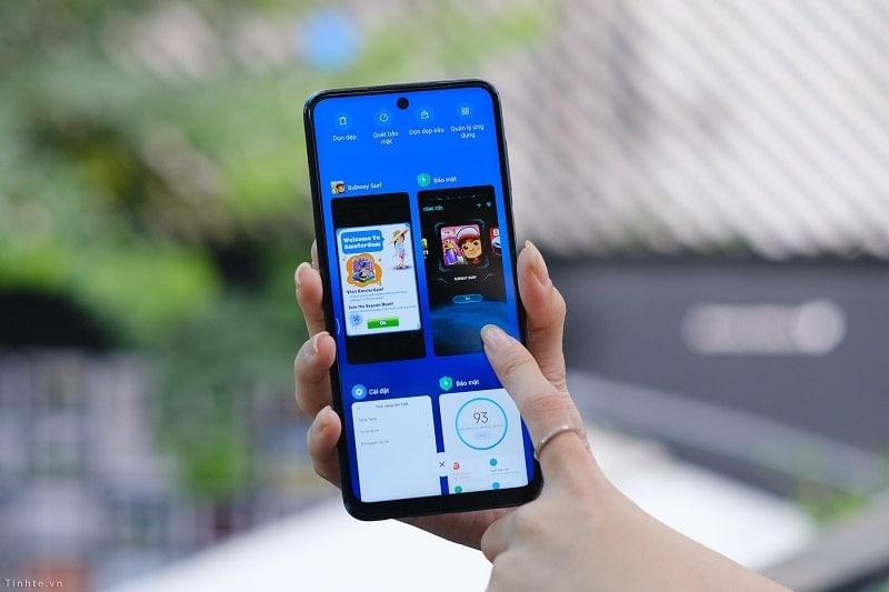Xiaomi Redmi Note 9 Pro là một mẫu Smartphone 3-5 triệu tốt nhất
