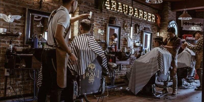 tiem cat toc nam tphcm 4rau barber 2