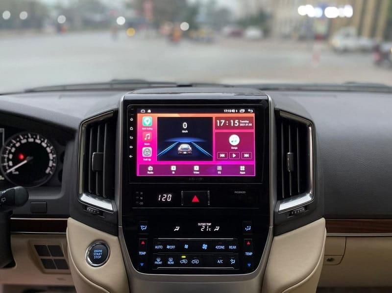 màn hình android ô tô mazda