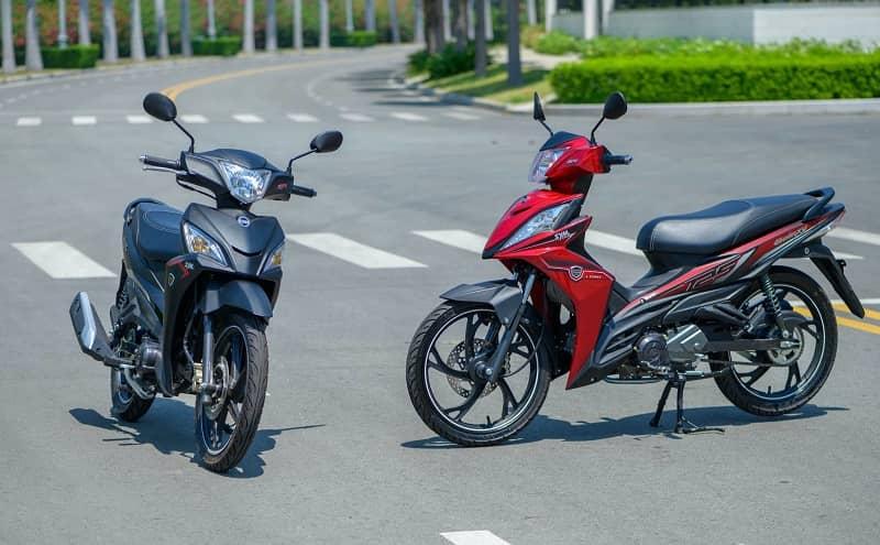 xe máy giá rẻ cho sinh viên sym new angel 125