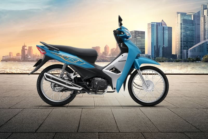 xe máy giá rẻ Wave Alpha 110cc