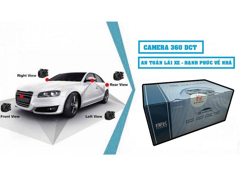 Camera 360 DCT là một trong những thương hiệu cực kỳ quen thuộc