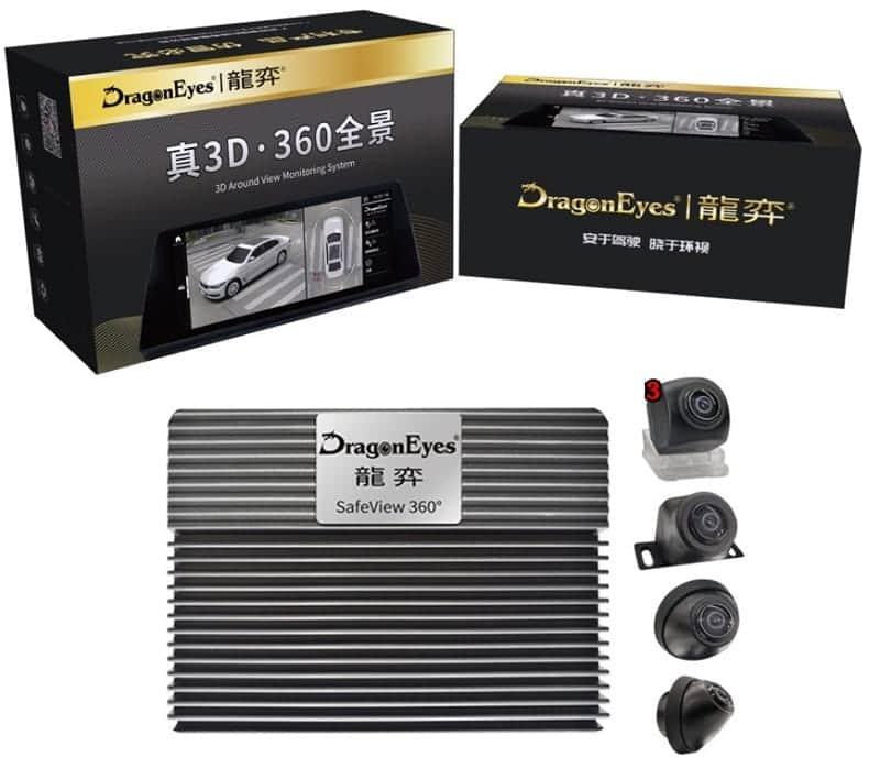 Camera 360 Dragon Eyes là một sản phẩm mới được ra mắt