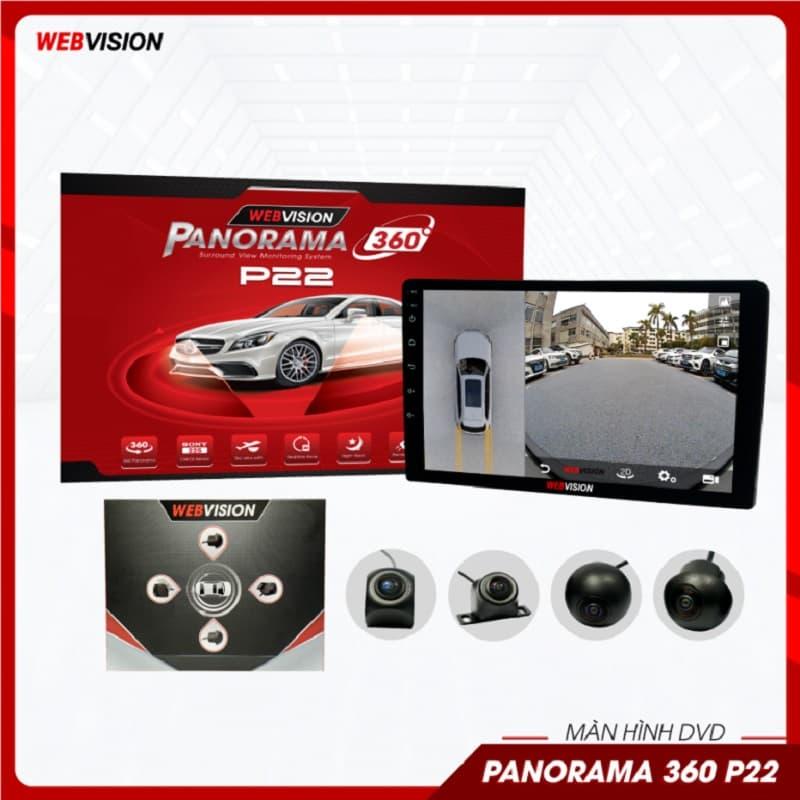 Màn hình liền Camera 360 Panaroma P22 là một phiên bản giá rẻ đáng giá