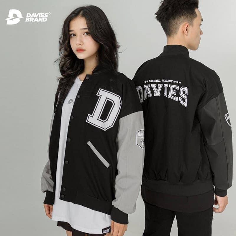shop áo khoác bomber - davies local brand