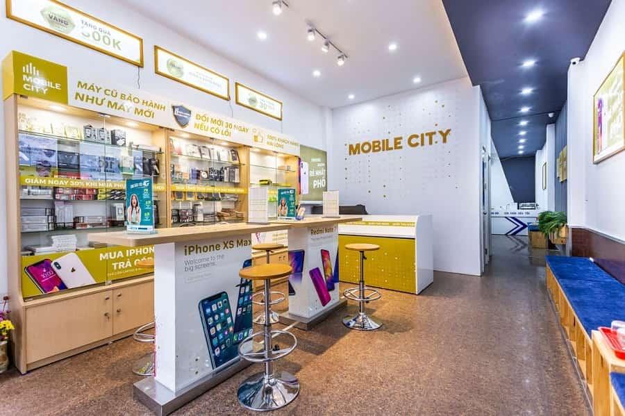 Địa Chỉ Mua Điện Thoại Cũ Uy Tín - Mobilecity