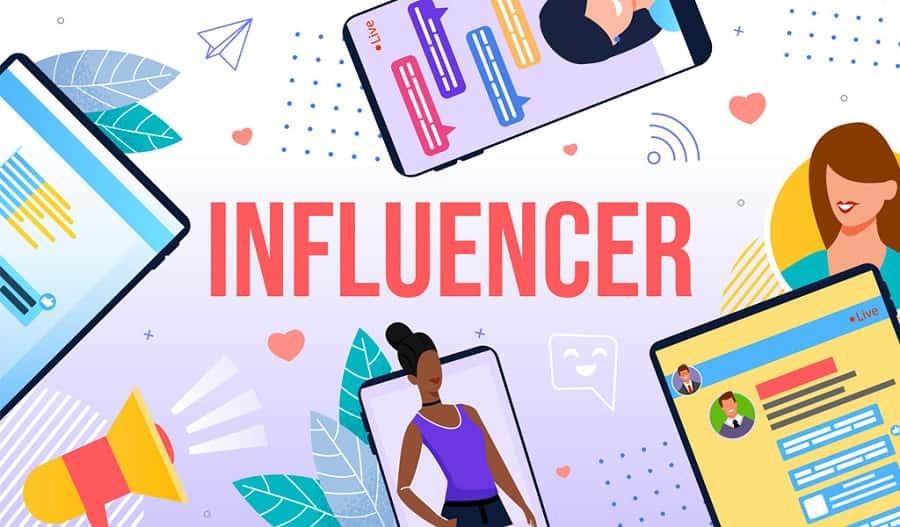 Influencer Marketing là một kênh marketing online 2021 phù hợp cho doanh nghiệp vừa và nhỏ