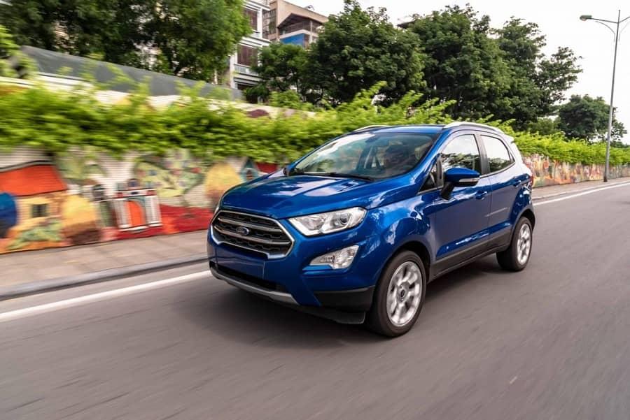 Ford EcoSport là mẫu xe suv 5 chỗ dưới 1 tỷ đáng mua 2021