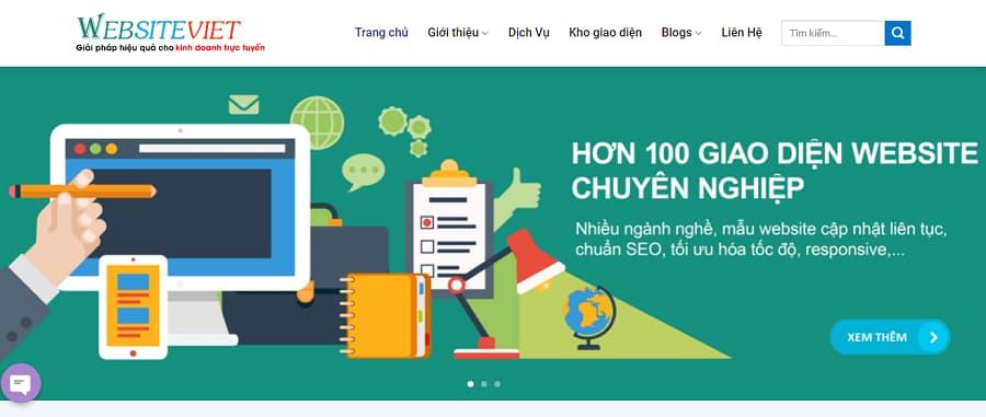 Công ty làm Web giá rẻ - Websiteviet.vn