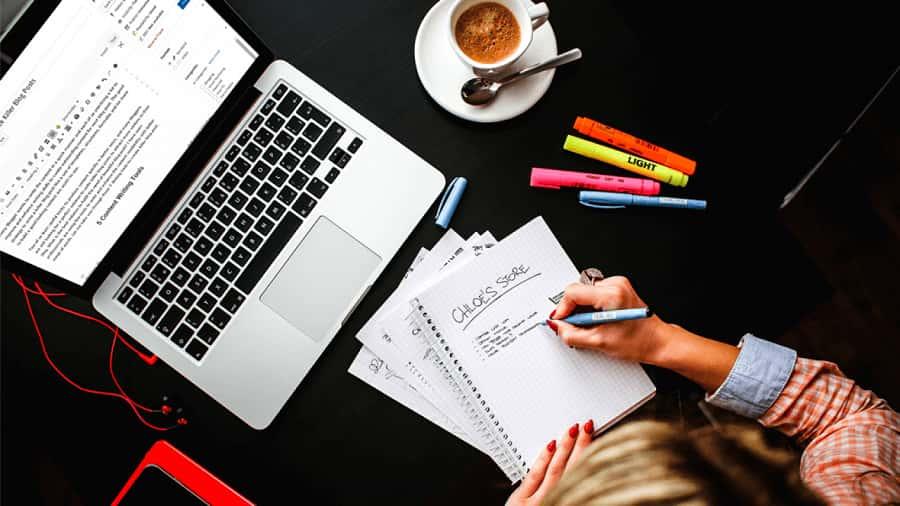Cộng tác viên viết bài Website là công việc làm thêm tại nhà phù hợp với sinh viên