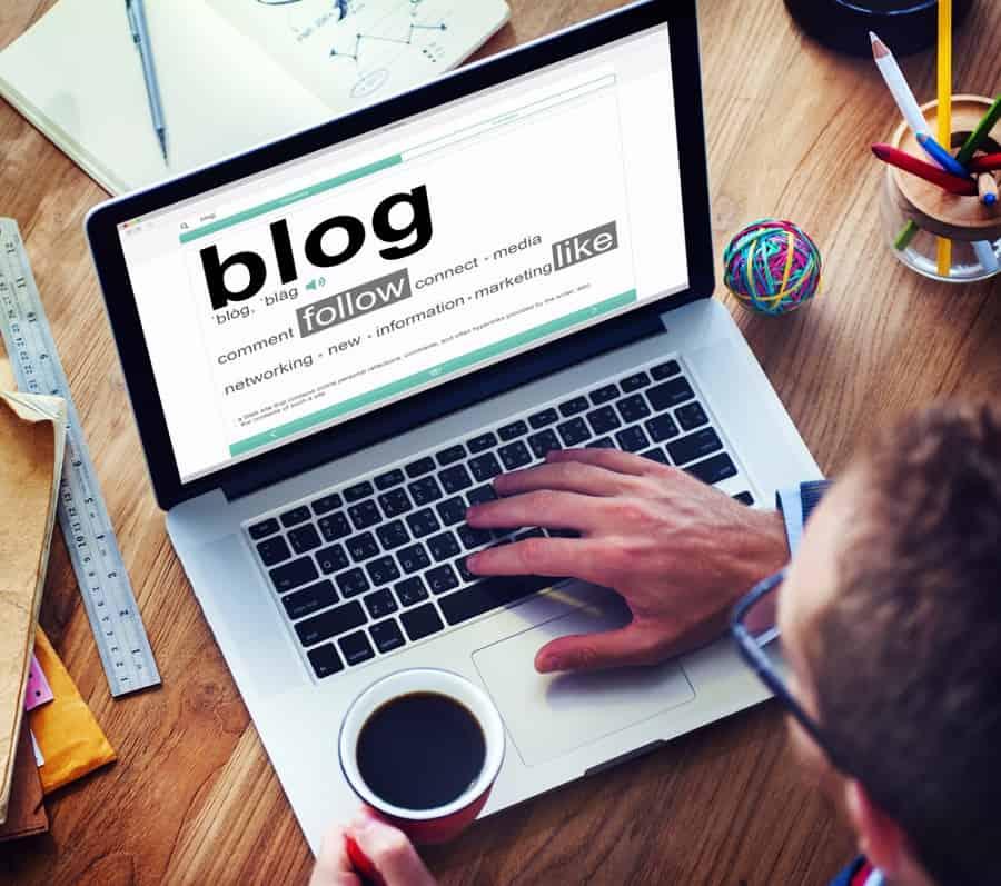 viết blog là công việc làm thêm phù hợp với sinh viên