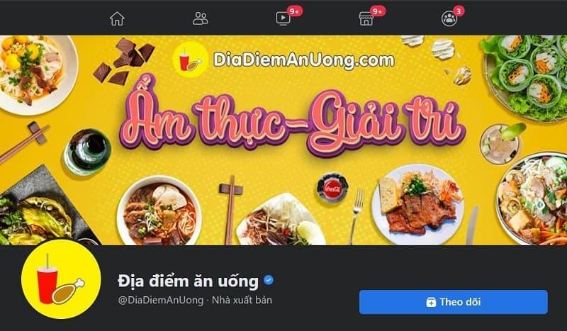 Địa Điểm Ăn Uống là một trang chuyên reviews đồ ăn
