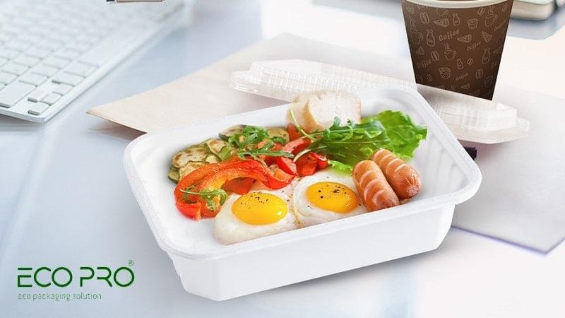 để lại ấn tượng với khách hàng bằng hộp đựng thức ăn