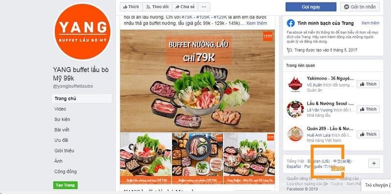 quảng cáo là một ý tưởng marketing hiệu quả cho quán ăn