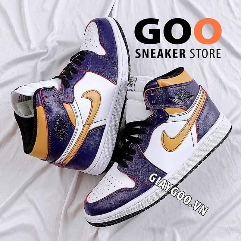 shop giày sneaker nam giá rẻ goo store