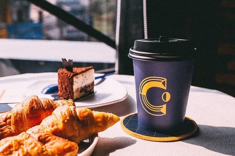 thương hiệu trà sữa Cheese Coffee