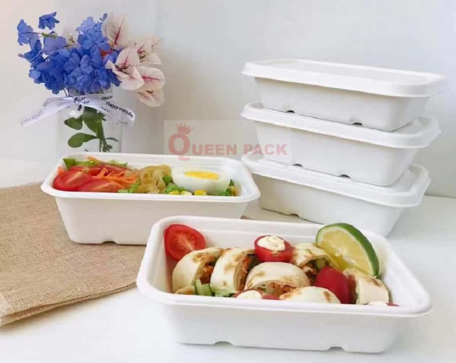 Bao bì giấy thực phẩm Queen Pack