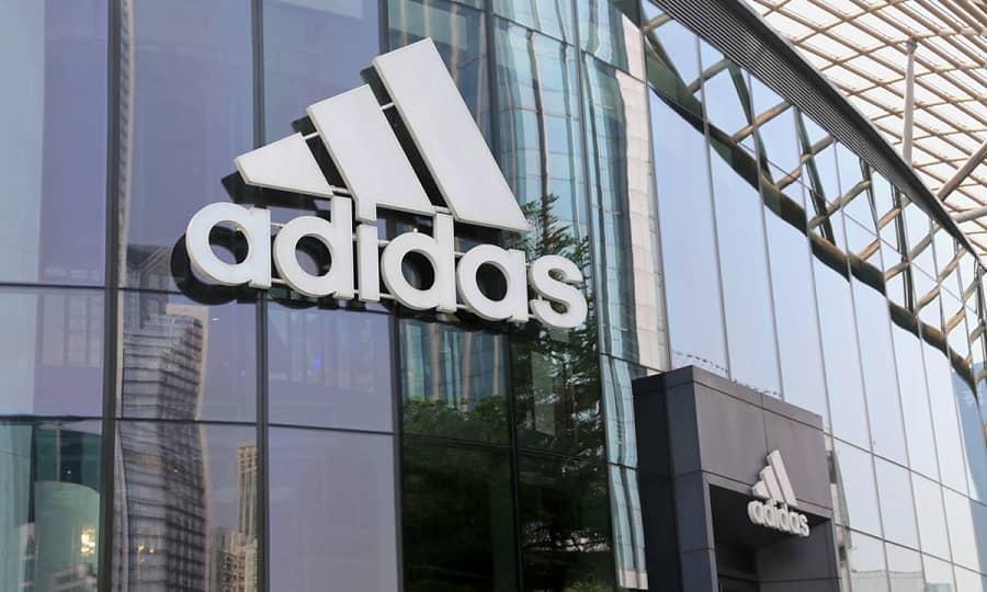 thương hiệu giày nổi tiếng thế giới Adidas
