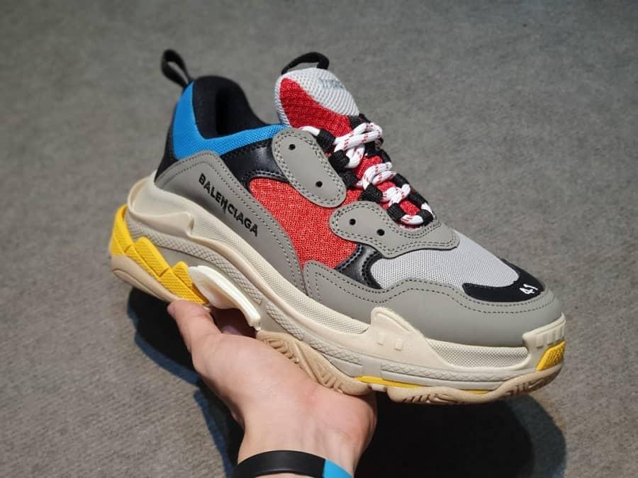 thương hiệu giày nổi tiếng thế giới Balenciaga