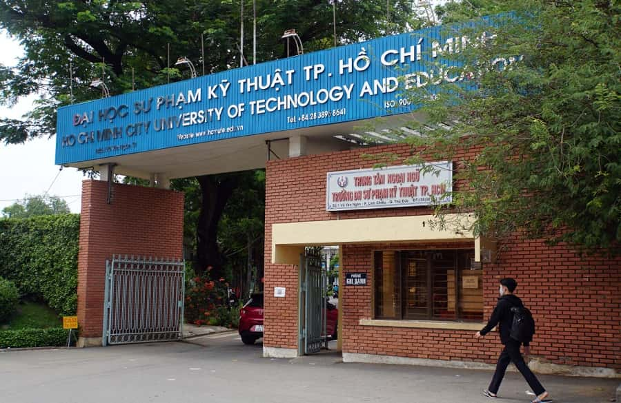 Đại học Sư phạm Kỹ thuật thuộc Top trường đại học tốt nhất TPHCM
