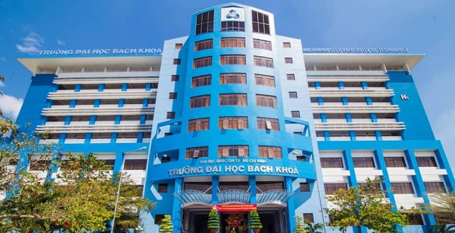 đại học bách khoa TPHCM là một trong những đại học tốt nhất Sài Gòn