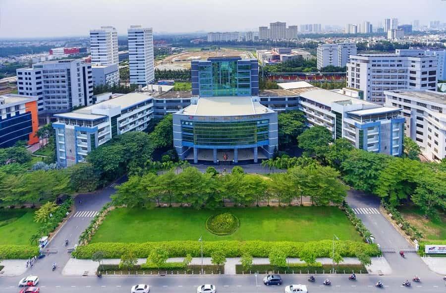 Tôn Đức Thắng là một trong những trường đại học tốt nhất TPHCM