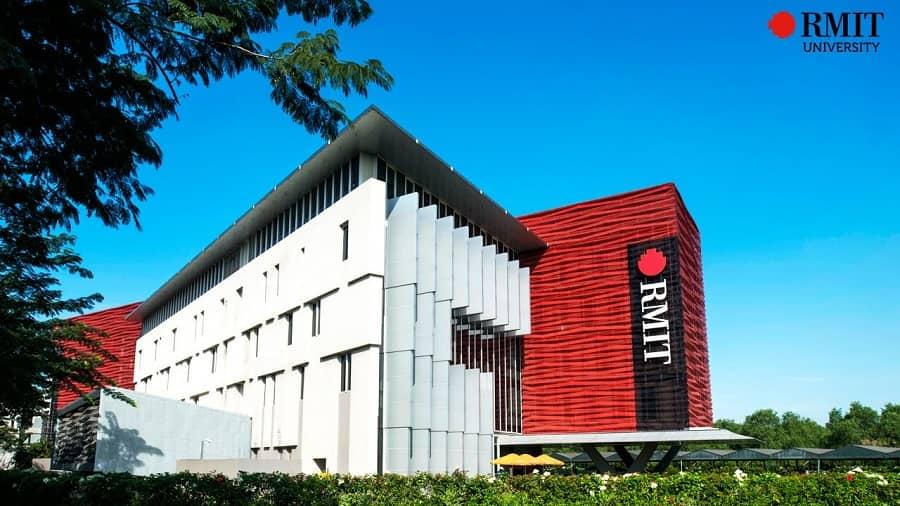 RMIT là một trong những trường đại học tốt nhất Sài Gòn