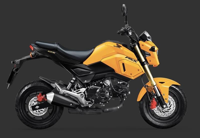 xe moto mini 125cc giá rẻ honda msx 125