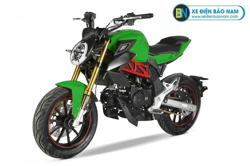MV Agusta Mini 110 là một mẫu xe moto mini 125cc giá rẻ đáng mua 2021