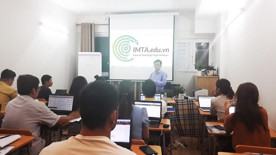 Đào tạo Digital Marketing tại TPHCM Imta