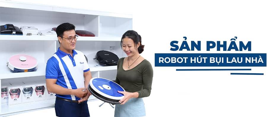 robotek là địa chỉ bán robot lau nhà chất lượng