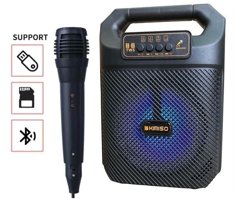 Loa Hát Karaoke Mini Kimiso QS 3607