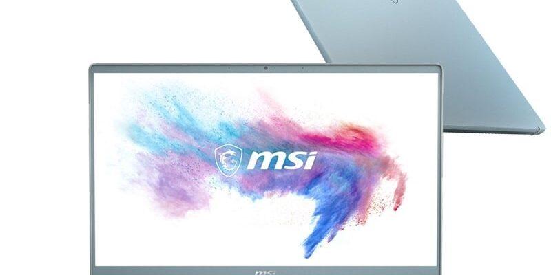 review laptop msi modern 14 b10mw 5